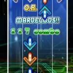 【DDR ぷち講座】 縦連の踏み方について