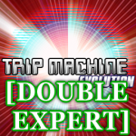【DDR X3】 TRIP MACHINE EVOLUTION [DOUBLE EXPERT] 譜面攻略 ※クリア向け